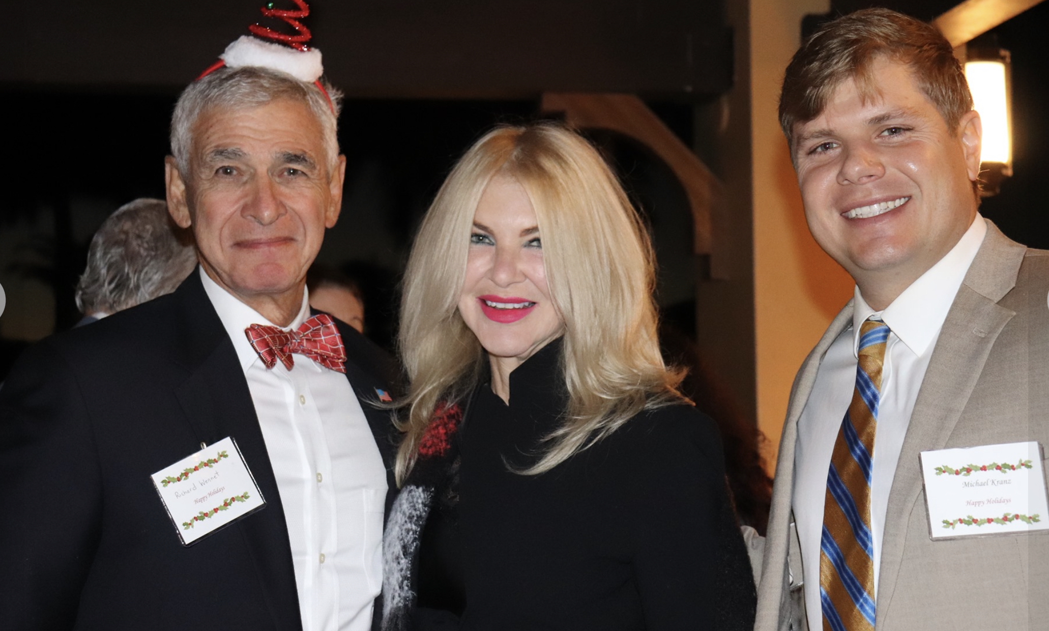Palm Beach County Bar Holiday Party