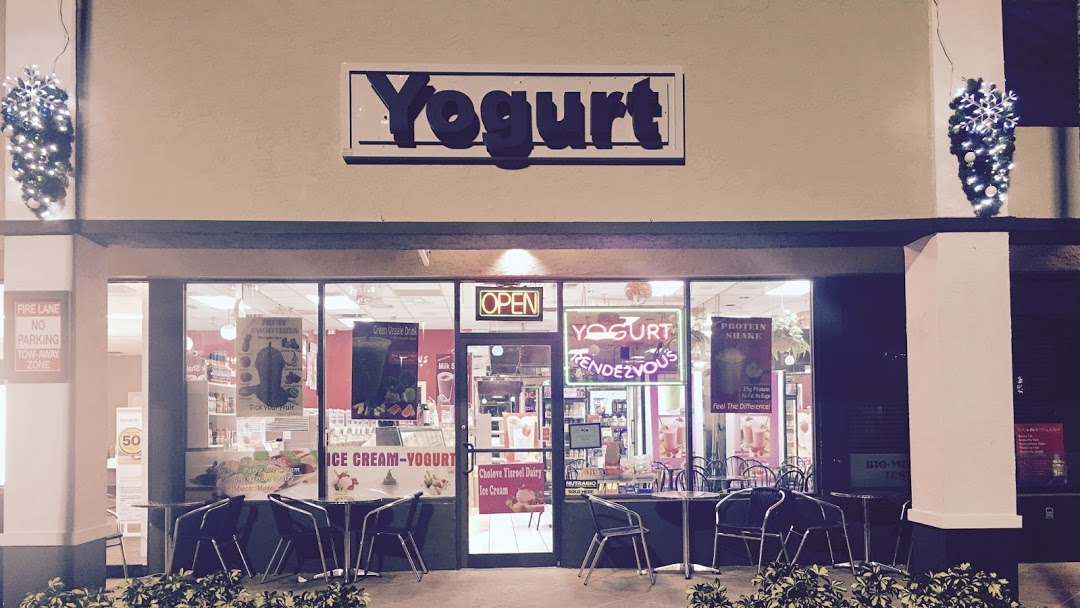 Yogurt rendezvous