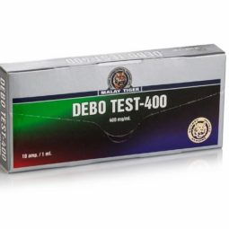 Debo test 400 for BodyBuilding