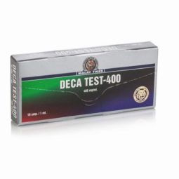 Deca test 400 for BodyBuilding