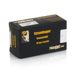 Strombager for BodyBuilding