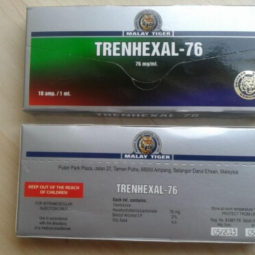 Trenhexal-76 box 10 x 76mg Trenbolone Hexahydrobenzylcarbonate for BodyBuilding