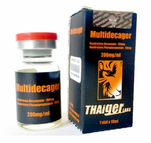 multidecager for BodyBuilding