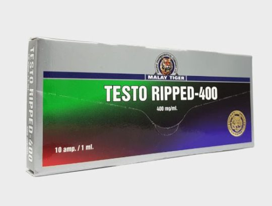 testo ripped 400 for BodyBuilding