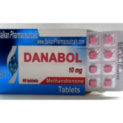Danabol (Methandienone) - 60 tabl for BodyBuilding