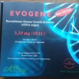 Evogene 100 UI for BodyBuilding
