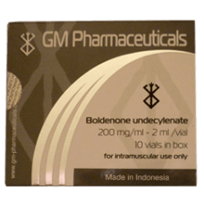 GM Boldenone undecylenate for BodyBuilding