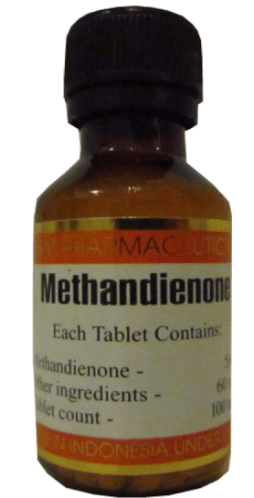 Methandienone 100tabs GM Pharmateucals for BodyBuilding