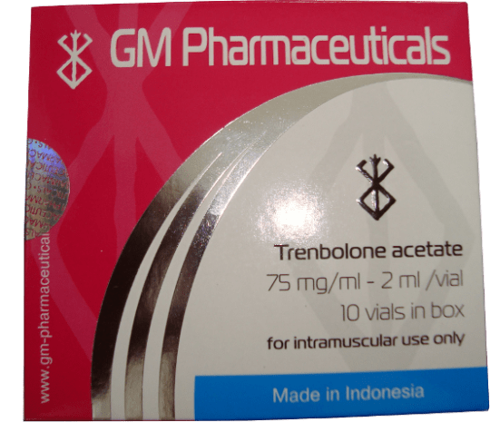 Trenbolone Acetate GM Pharmateucals for BodyBuilding