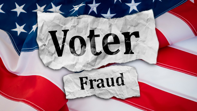 Evidence of Voter Fraud Nationwide