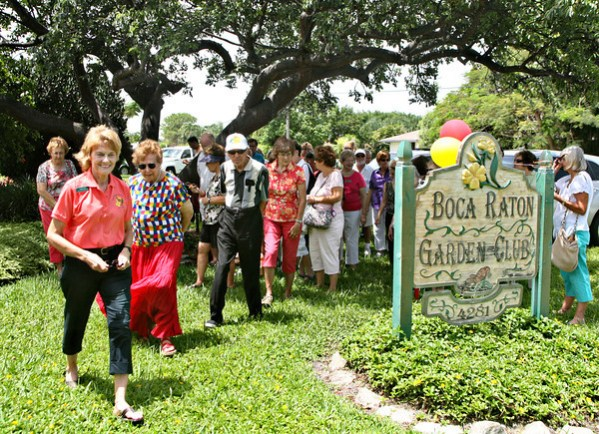 """SAVE THE DATE: Boca Raton's Garden Club: Annual """"Holiday House"""""""