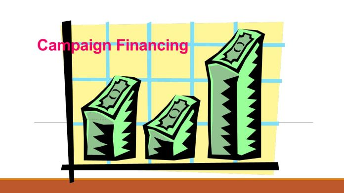 City Council Campaign Number Crunching