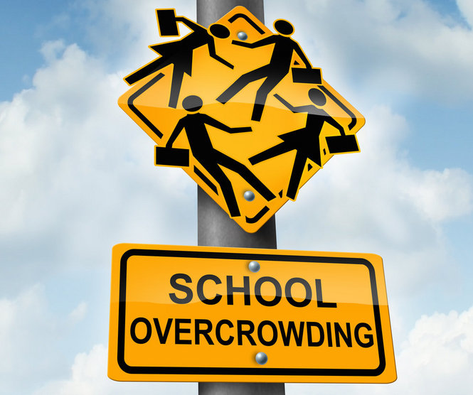 School Overcrowding – A Growing Issue