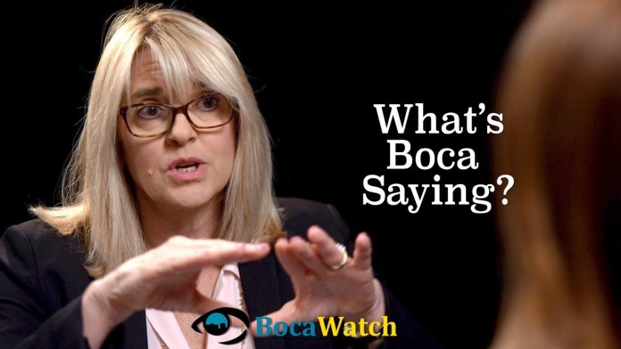 What's Boca Saying? with Monica Mayotte