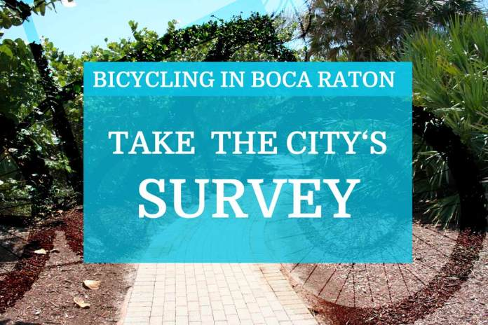 Take the City's Bicycle Survey