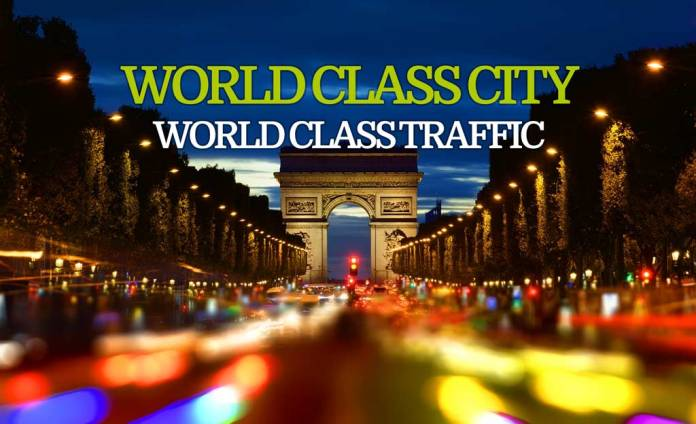 Traffic In Real World Class Cities – Part I
