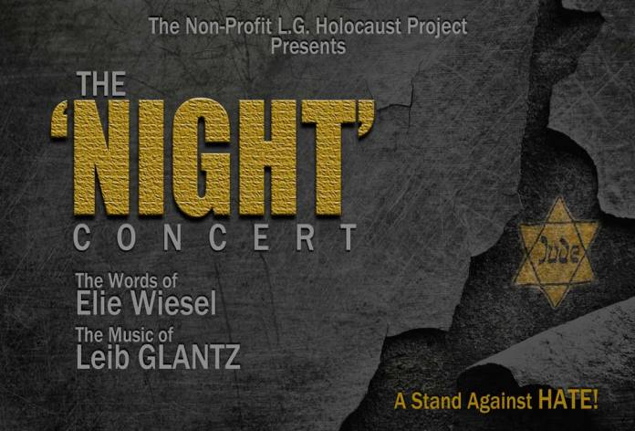 Author Dr. Jerry Glantz Tributes Jewish History and Stands Against Hate with Concert