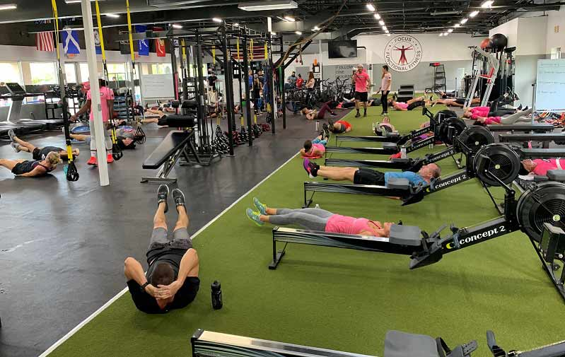 Focus Functional Fitness Gym teams up with the Go Pink