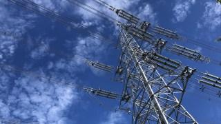 送電塔 送電線