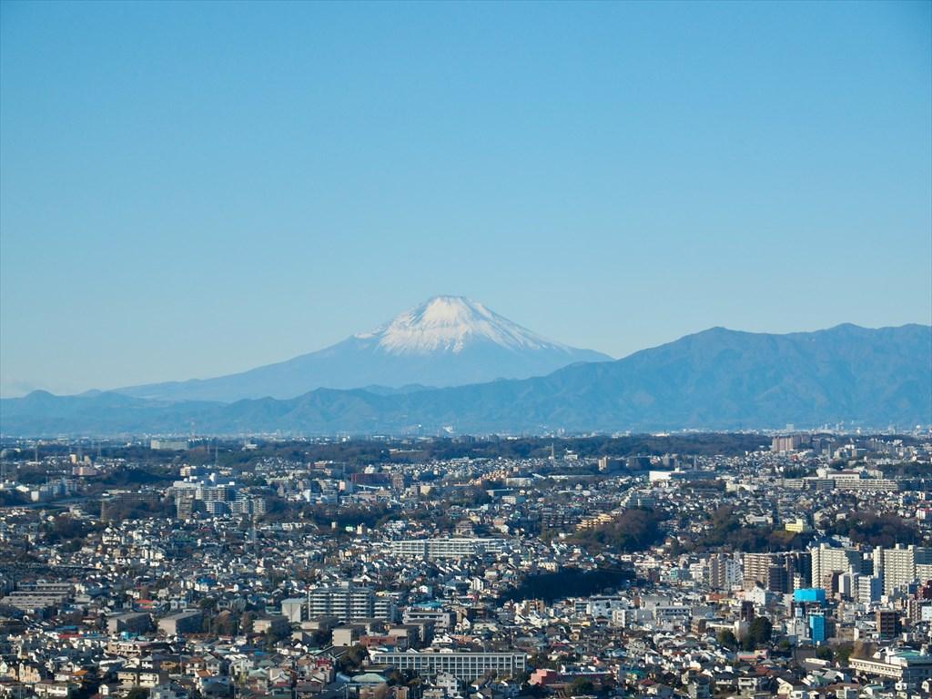富士山 鎌倉