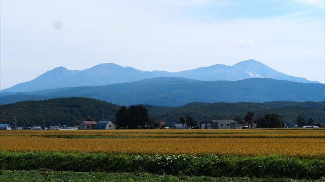 北海道大雪山旭岳