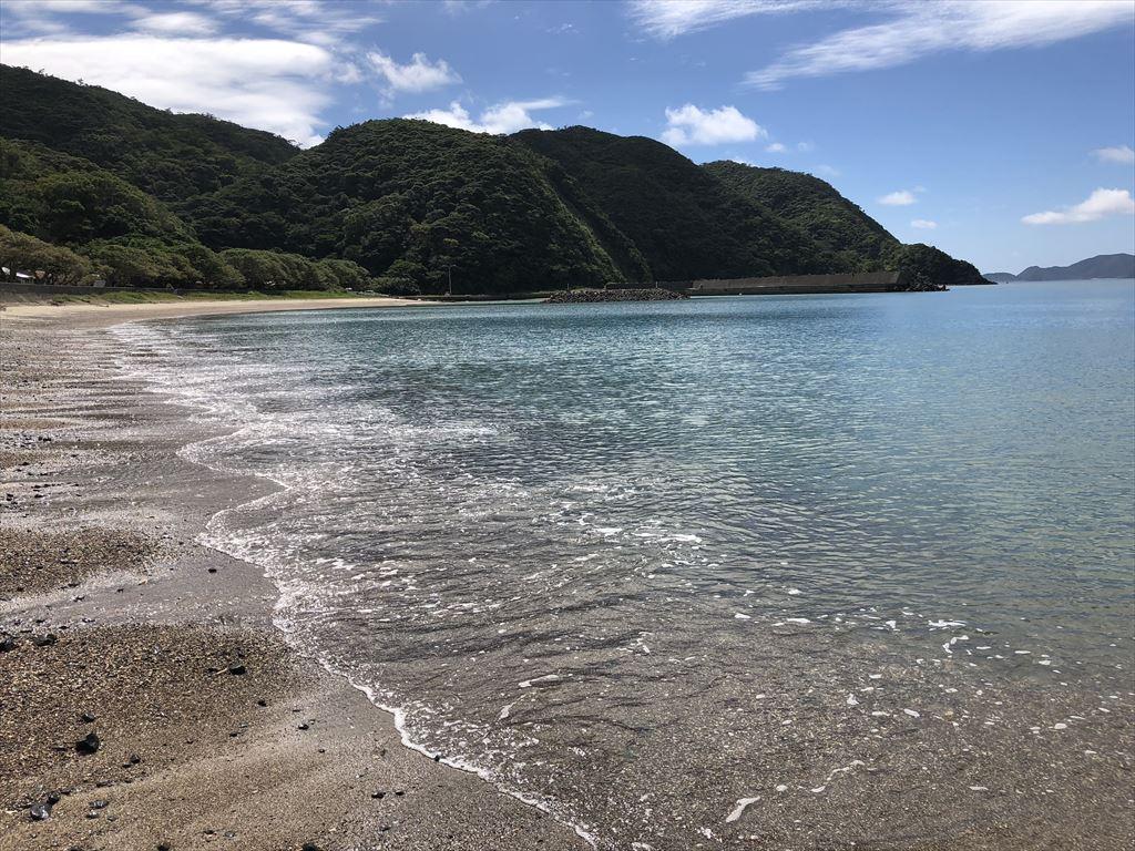 加計呂麻島 諸鈍長浜