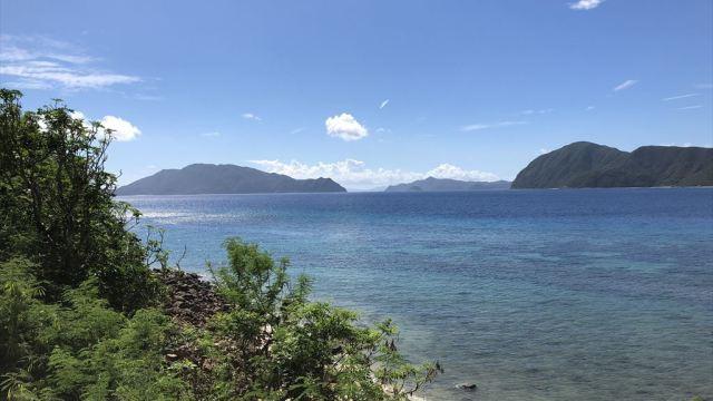 加計呂麻島 請島 与路島