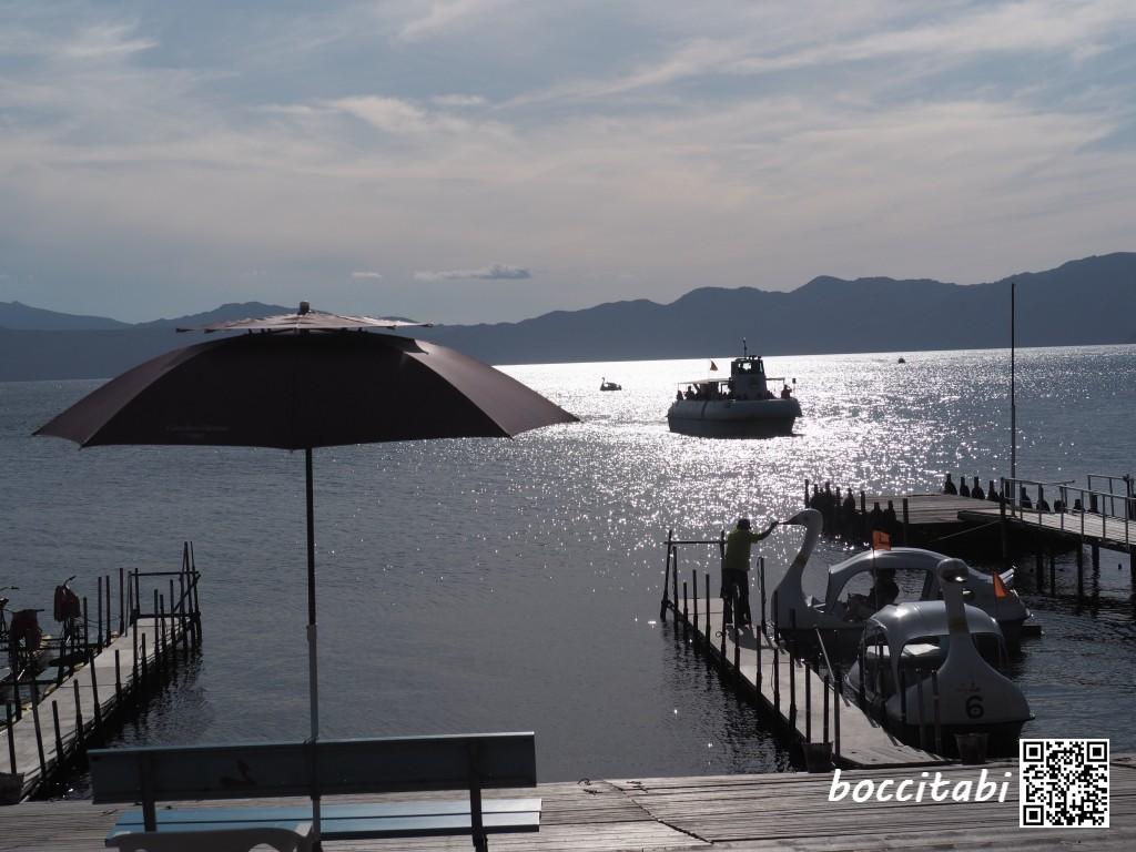 支笏湖 観光船