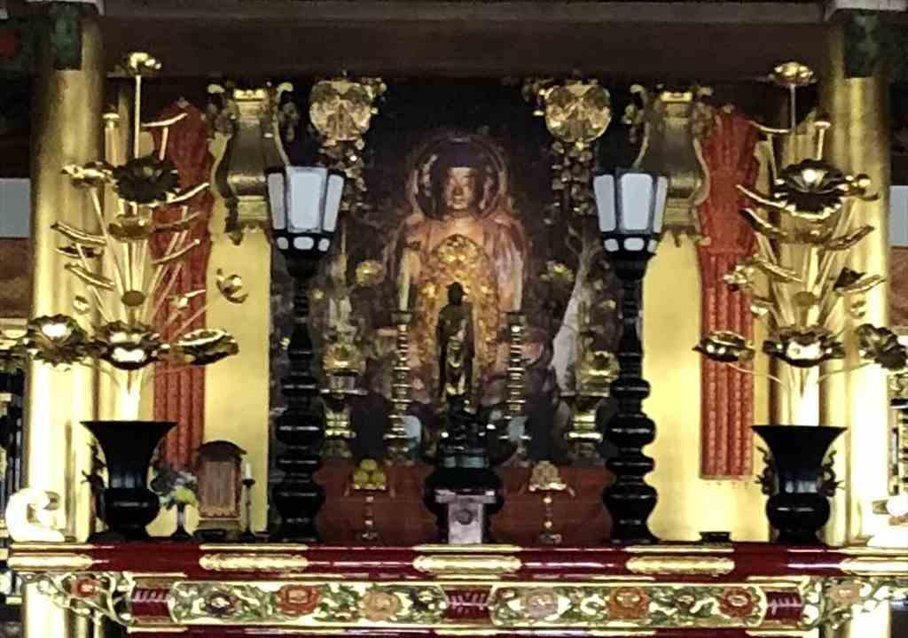 遊行寺 本尊