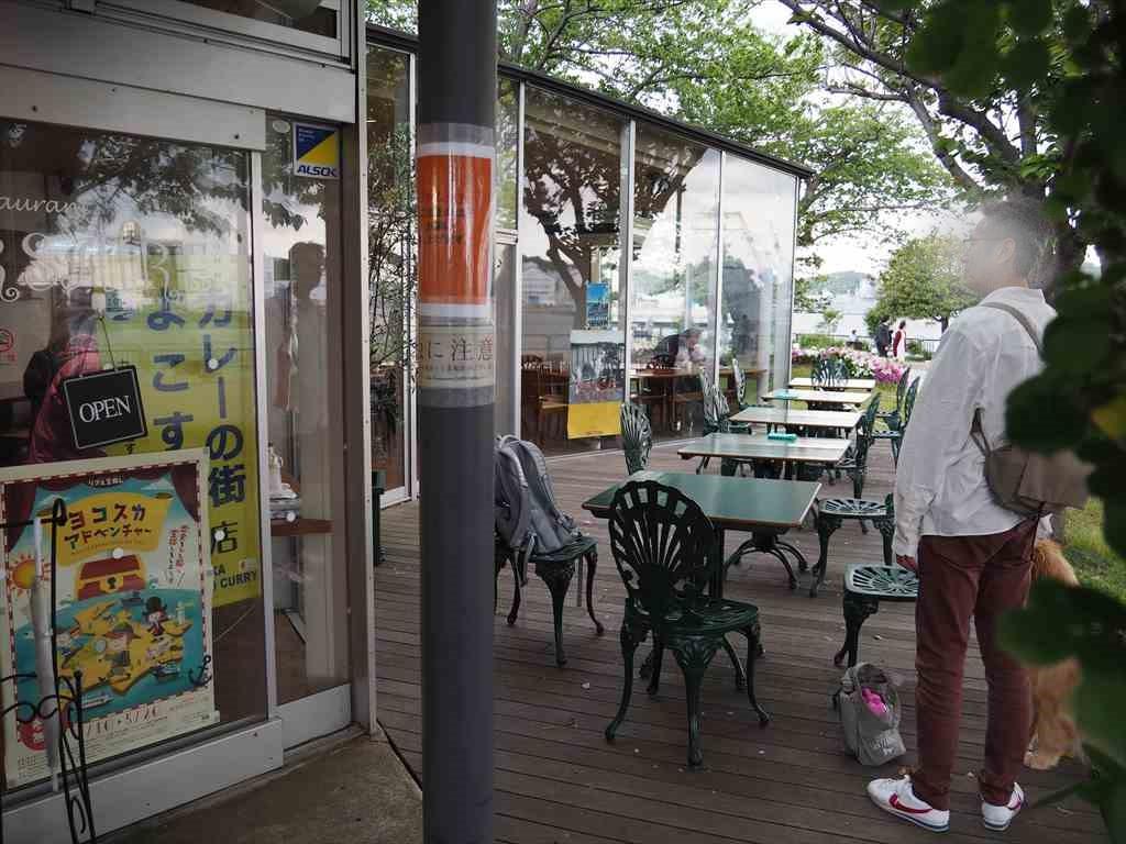 カフェレストランコルセール