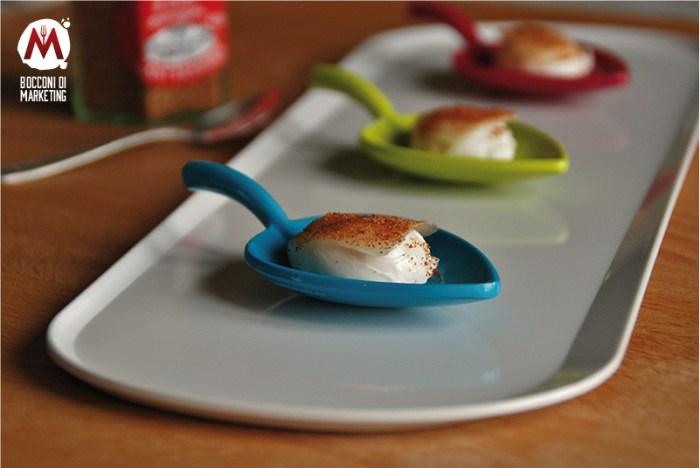 Uova di quaglia in camicia, pecorino e bottarga di tonno