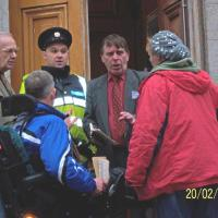 Abuse Survivors Refused Entry To Diarmuid Martin's Service of Repentance in Pro-Cathedral