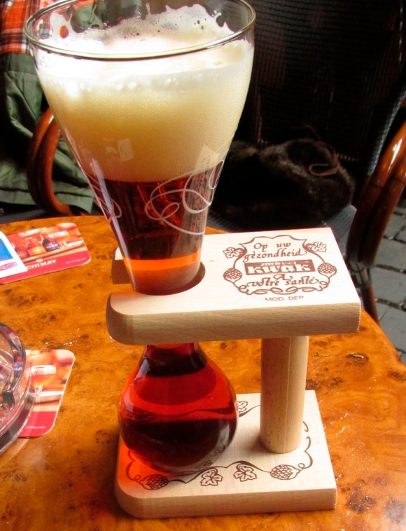 Nancy Blakes Beer festival Kwak