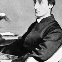 Gerard Manley Hopkins Goes To Germany