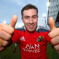 Munster 38 -- Edinburgh 6