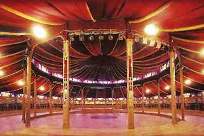 Limerick City of Culture Spiegeltent