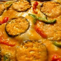 Vegetarian lasagne recipe
