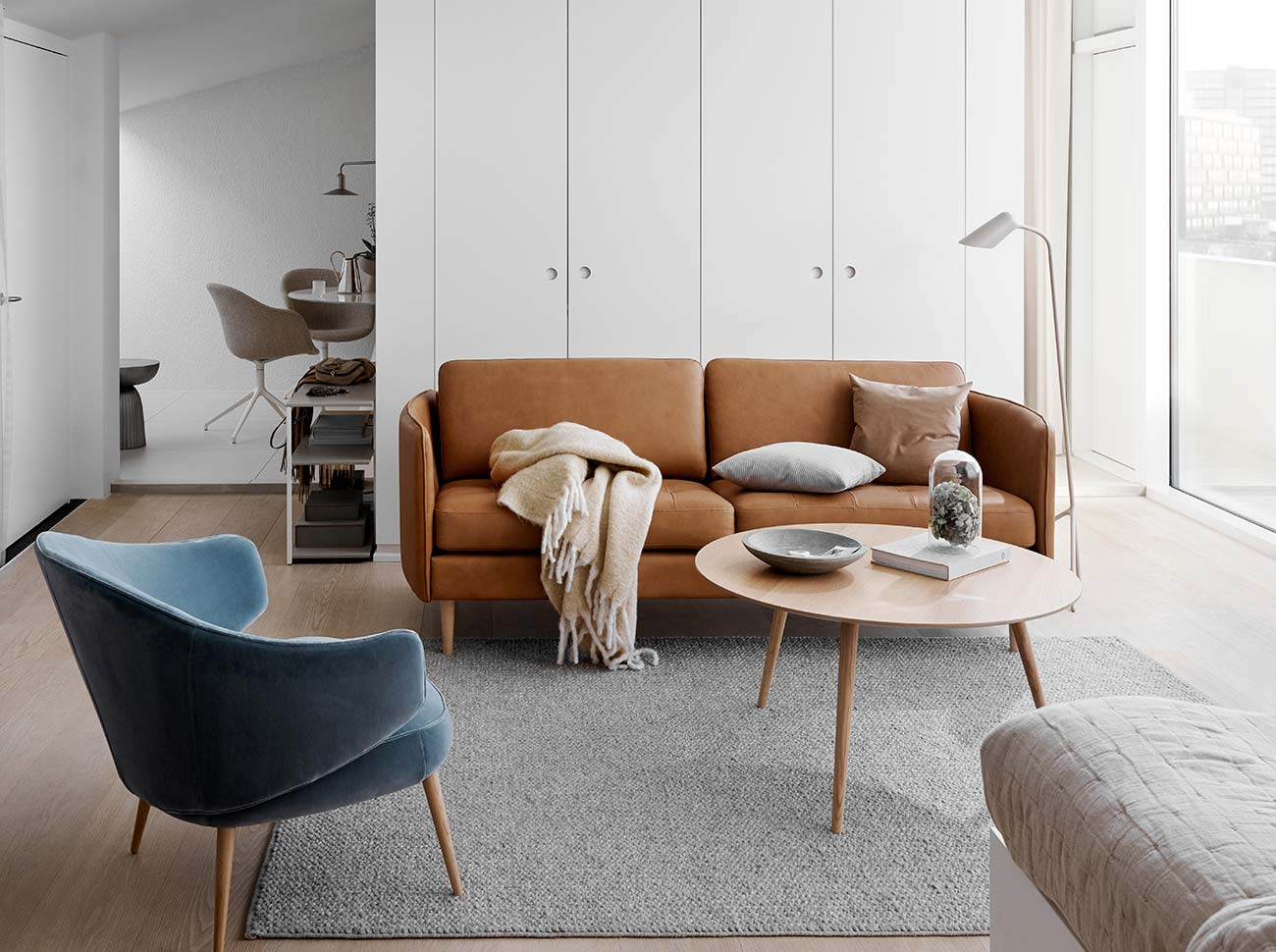Small Living In Perfektion Stylists Choice Boconcept Boconcept