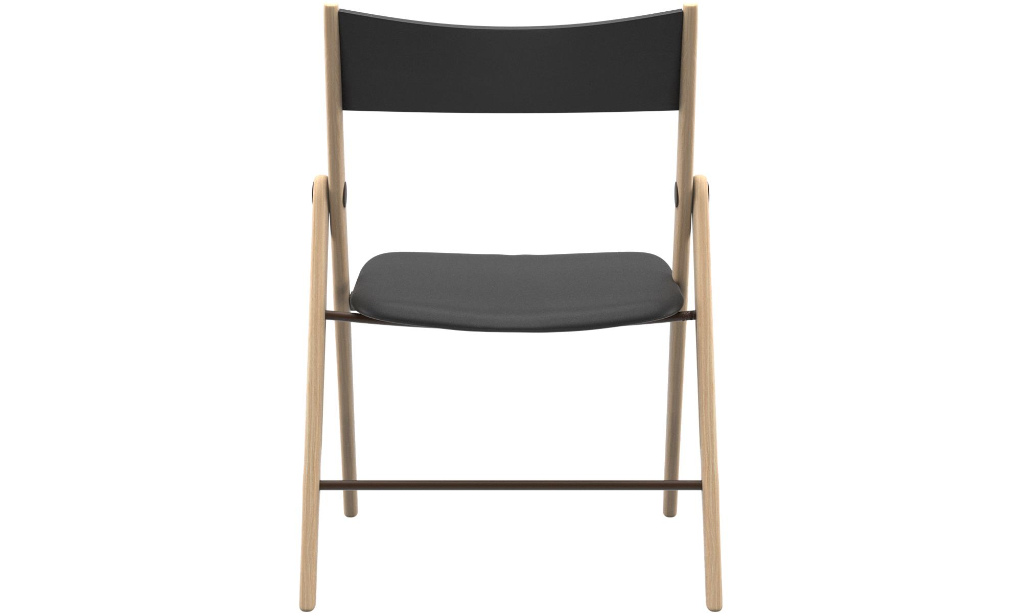 Foldable Dining Chairs Dining Chairs Oslo Folding Chair Boconcept