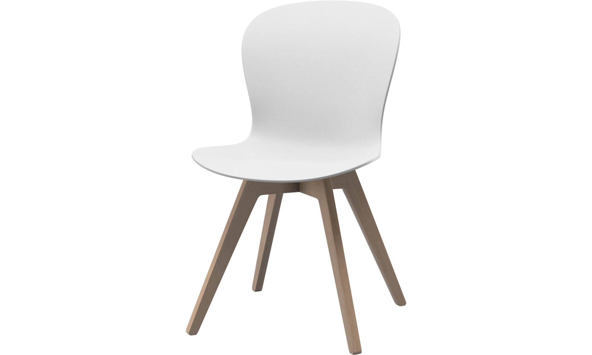 White Wooden Dining Chairs Dining Chairs Adelaide Chair Boconcept