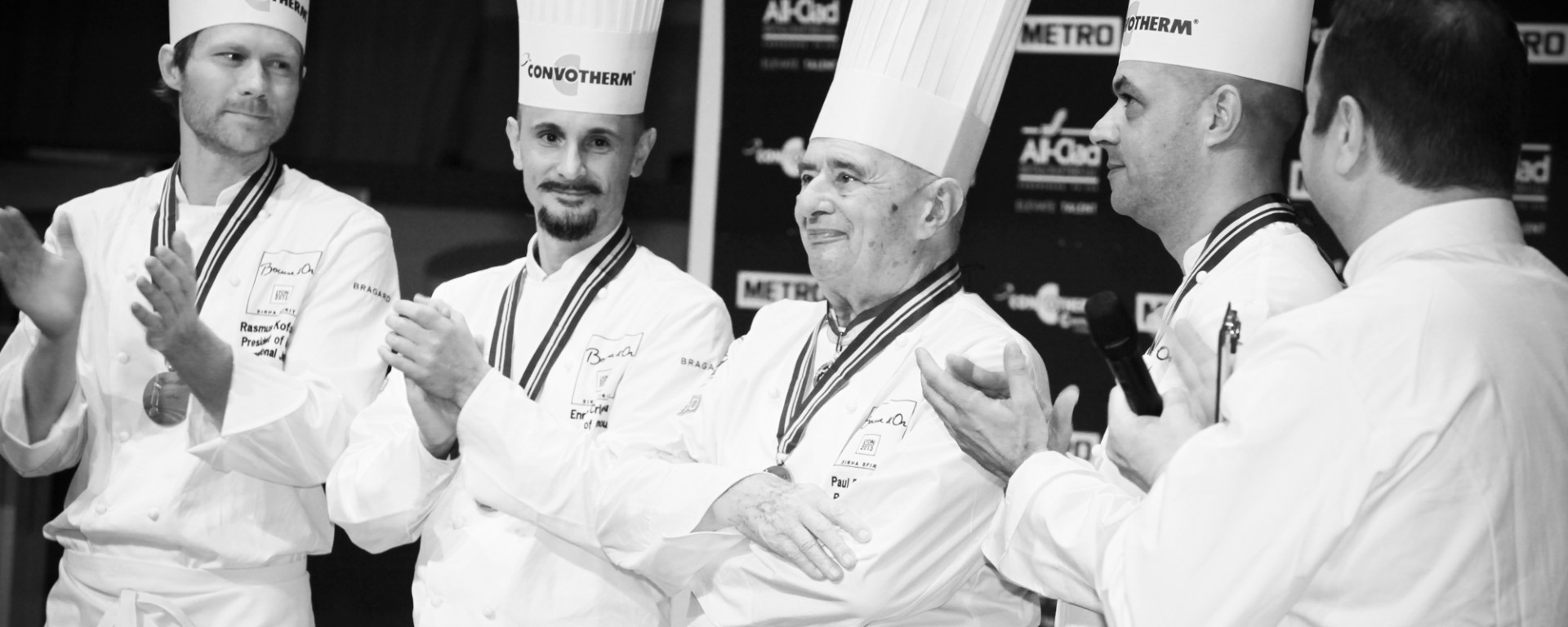 Photograph by Jodi Hinds for Bocuse d'Or UK Academy