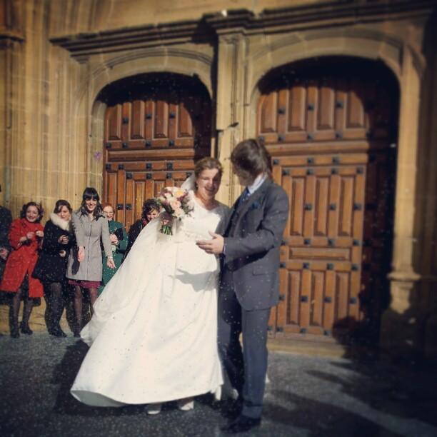 boda de invierno en Elciego