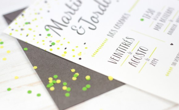 Invitaciones de Boda Project Party Studio