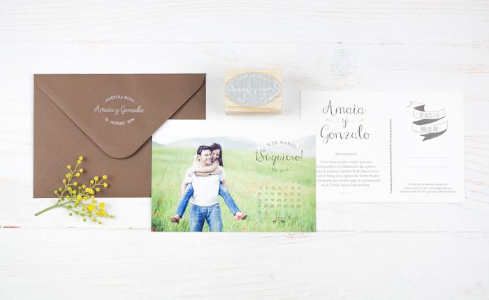 Invitaciones de boda Project Party Studio