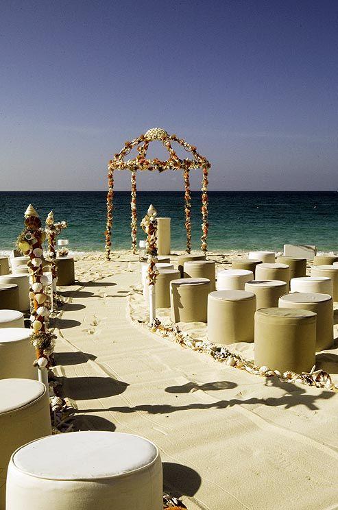 Ceremonias en la playa  con ideas para que copies ya