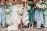 Bridesmaids 14 green