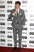 GQ Eddie Redmayne in Gucci
