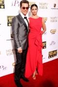 Matthew McConaughey wore a Lanvin suit