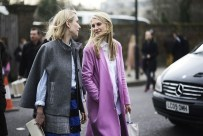Indre Rockefeller and Hayley Bloomingdale