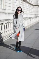 Yasya Minochkina in Yasya with Dior shoes and bag